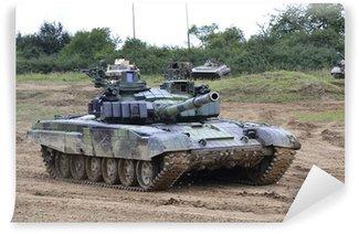 Vinylová Fototapeta Tank T-72 M4