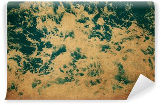 Fototapeta Vinylowa Tekstury morskiej piany