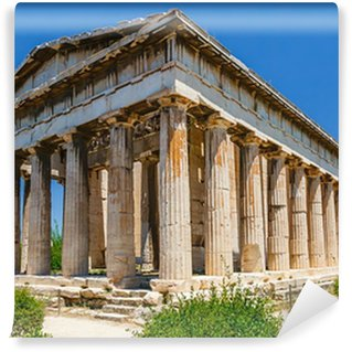 Vinylová Fototapeta Temple of Hephaestus v Aténách