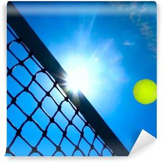 Vinylová Fototapeta Tenis koncept