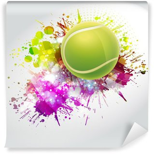Vinylová Fototapeta Tenis, soutěž, turnaj