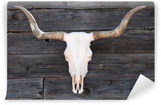 Vinylová Fototapeta Texas Longhorn