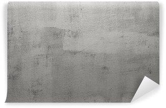 Vinylová Fototapeta Textura šedé betonové zdi
