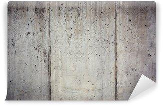 Vinylová Fototapeta Textura staré betonové zdi