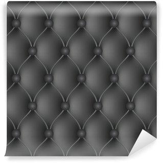 Vinylová Fototapeta Textura - Tappezzeria divano - Poltrona - pozadí Grigio