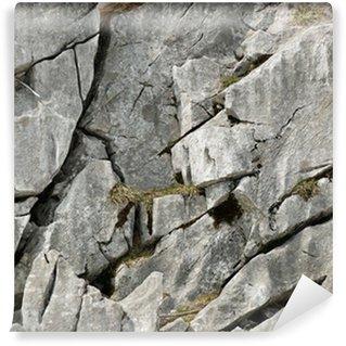 Fototapeta Winylowa Texture rock wall