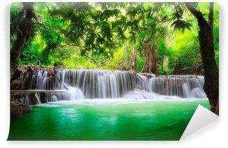 Vinylová Fototapeta Thajsko vodopád v Kanjanaburi