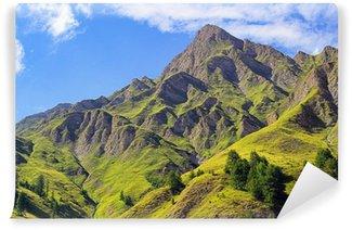 Fototapeta Winylowa Tinterin Alps - Alpy Tinterin 04