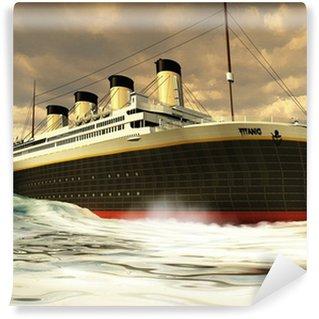 Vinylová Fototapeta TITANIC OCEAN-LINER