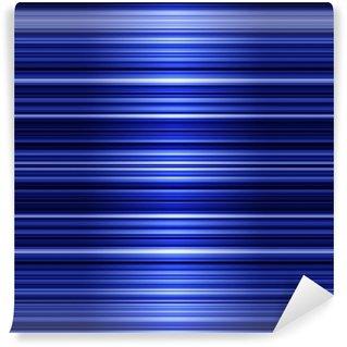 Vinylová Fototapeta Tmavě modré čáry abstraktní pozadí s zvýraznění efektu.