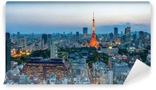 Vinylová Fototapeta Tokio