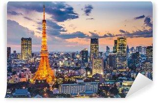 Vinylová Fototapeta Tokyo, Japan na Tokyo Tower