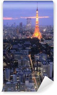 Vinylová Fototapeta Tokyo Tower