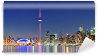 Vinylová Fototapeta Toronto panoráma města