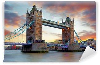 Vinylová Fototapeta Tower Bridge v Londýně, UK