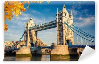Vinylová Fototapeta Tower Bridge v Londýně