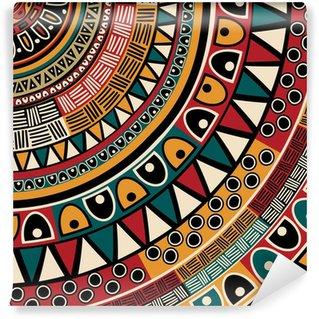 Vinylová Fototapeta Tribal etnického původu