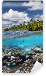 Vinylová Fototapeta Tropical Reef - Cookovy ostrovy - South Pacific