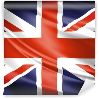 Vinylová Fototapeta UK vlajka
