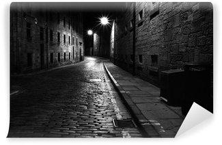 Vinylová Fototapeta Ulice Edinburghu 04