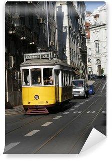 Vinylová Fototapeta Ulice Lissabon