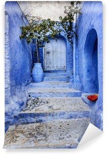 Vinylová Fototapeta Ulice z Maroka