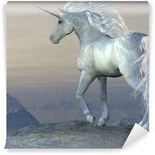 Vinylová Fototapeta Unicorn Bluff