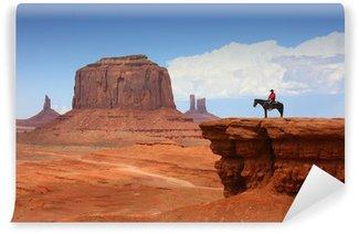 Vinylová Fototapeta USA - Monument Valley