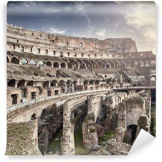 Vinylová Fototapeta Uvnitř Colosseum