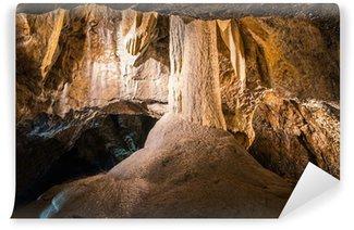 Vinylová Fototapeta Uvnitř jeskyně