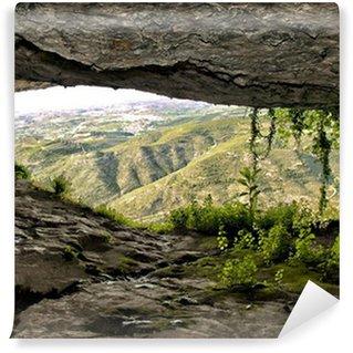 Vinylová Fototapeta Uvnitř jeskyni