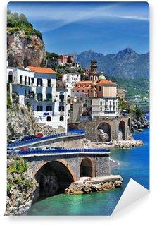 Vinylová Fototapeta Úžasný Itálie, Atrani (Pobřeží Amalfi)