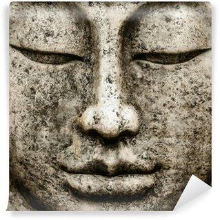 Vinylová Fototapeta Vedoucí staré socha Buddhy