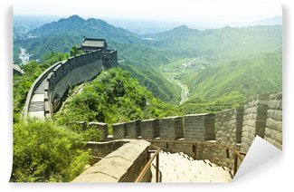 Vinylová Fototapeta Velká čínská zeď