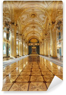 Vinylová Fototapeta Velký Kremlin Palace. Throne hall