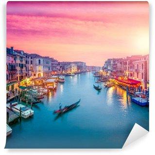 Vinylová Fototapeta Venedig bei Sonnenuntergang