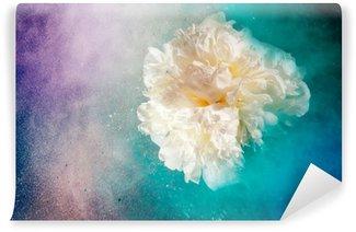 Vinylová Fototapeta Vesmír jako květiny