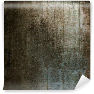 Vinylová Fototapeta Vinobraní dřevo kov