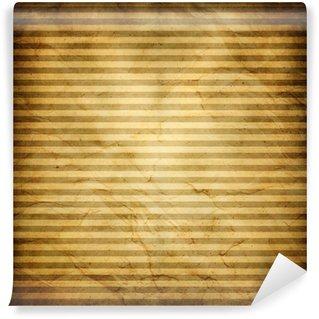 Vinylová Fototapeta Vinobraní pruhované papírové pozadí
