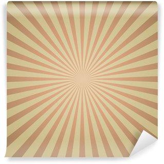 Vinylová Fototapeta Vintage barevné paprsky pozadí.