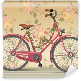 Vinylová Fototapeta Vintage bike