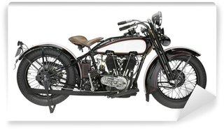 Vinylová Fototapeta Vintage motocyklu
