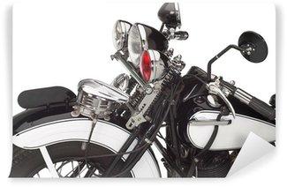 Vinylová Fototapeta Vintage motorky