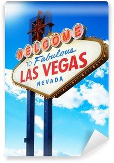 Vinylová Fototapeta Vítejte na Fabulous Las Vegas Sign Nevada