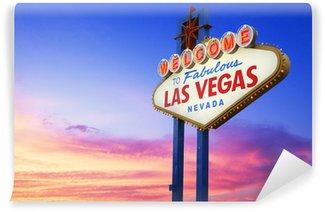 Vinylová Fototapeta Vítejte na Fabulous Las Vegas znamení