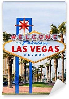Vinylová Fototapeta Vítejte v Las Vegas Sign.