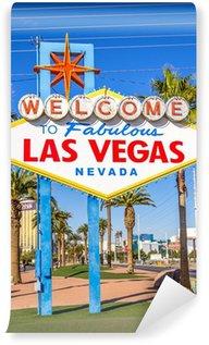 Vinylová Fototapeta Vítejte v Las Vegas