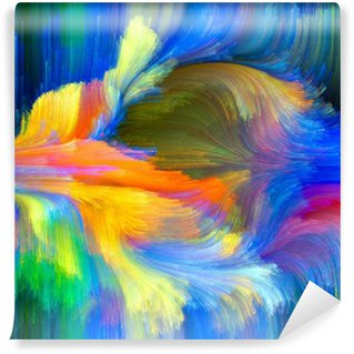 Vinylová Fototapeta Vnitřní život Color