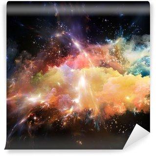 Vinylová Fototapeta Vznik vesmíru