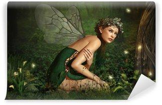 Fototapeta Winylowa W Fairy Forest